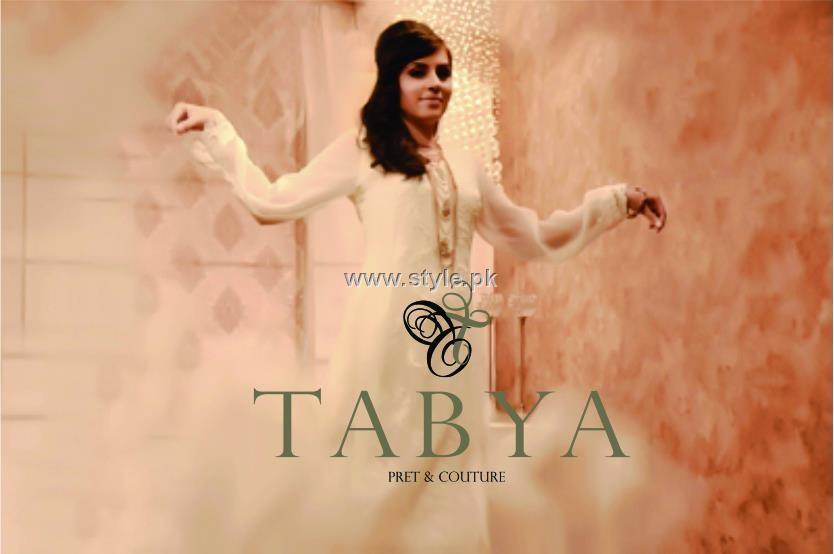 Tabya & Sadya 2012 Josephine Collection for Girls