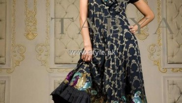 Tabya & Sadya Formal Wear Dresses 2012 for Ladies