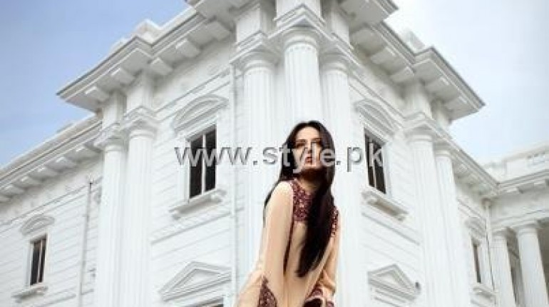 Threads and Motifs Latest Collection 2012 for Women