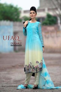 Ufaq By Dulhas Party Wear Collection 2012 For Women 001 199x300 for women local brands brands