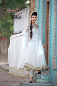 Ufaq By Dulhas Party Wear Collection 2012 For Women 007 199x300 for women local brands brands