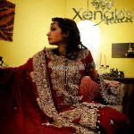 Xenab's Atelier Latest Bridal Wear Collection 2012 001