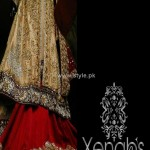 Xenab's Atelier Latest Bridal Wear Collection 2012 002