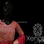 Xenab's Atelier Latest Bridal Wear Collection 2012 003