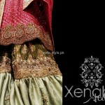 Xenab's Atelier Latest Bridal Wear Collection 2012 006