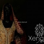 Xenab's Atelier Latest Bridal Wear Collection 2012 007