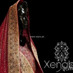 Xenab's Atelier Latest Bridal Wear Collection 2012 008