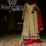Xenab's Atelier Latest Bridal Wear Collection 2012 009