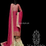 Xenab's Atelier Latest Bridal Wear Collection 2012 011