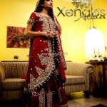 Xenab's Atelier Latest Bridal Wear Collection 2012 013