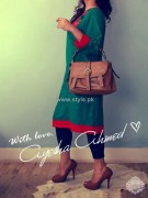 Ayesha Ahmed Casual Dresses 2012 for Women