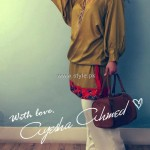 Ayesha Ahmed Casual Dresses 2012 for Women 004