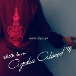 Ayesha Ahmed Casual Dresses 2012 for Women 008
