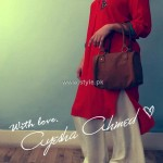 Ayesha Ahmed Casual Dresses 2012 for Women 011