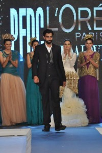 Azza Collection 2012 At PFDC L'Oreal Paris Bridal Week 2012 002 200x300 fashion shows