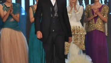 Azza Collection 2012 At PFDC L'Oreal Paris Bridal Week 2012 002