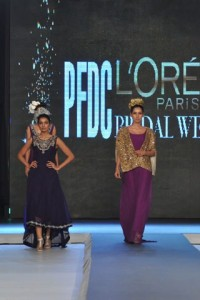 Azza Collection 2012 At PFDC L'Oreal Paris Bridal Week 2012 003 200x300 fashion shows