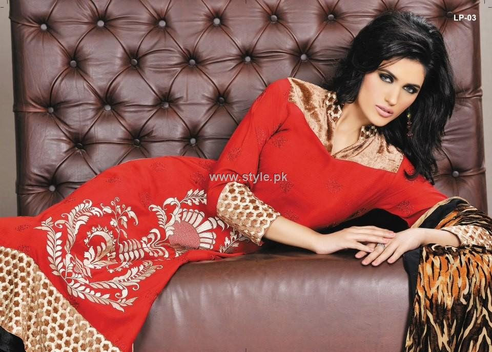 Charizma Embroidered Winter Collection 2012 for Women