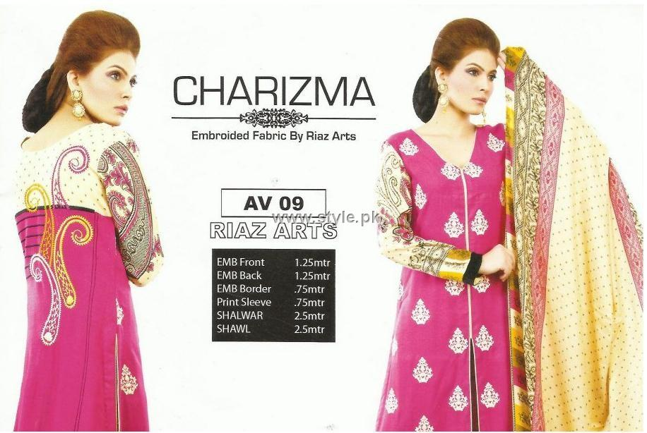 Charizma Winter Collection 2012 Volume 2