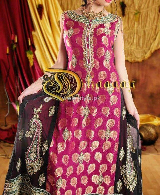 Dhaagay Eid Dresses 2012 for Women by Madiha Malik