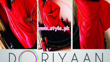 Doriyaan Latest Winter Arrivals For Women 2012 015