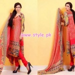 Eiza by UA Textile Latest Linen Collection 2012 002