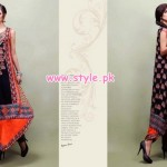 Eiza by UA Textile Latest Linen Collection 2012 005