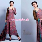 Eiza by UA Textile Winter 2012 Latest Collection 008