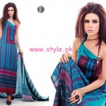 Eiza by UA Textile Winter 2012 Latest Collection 009