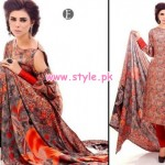 Eiza by UA Textile Winter 2012 Latest Collection 011