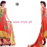 Eiza by UA Textile Winter 2012 Latest Collection 012
