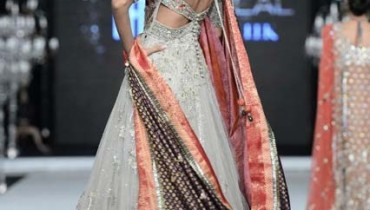 Elan Collection 2012 At PFDC L'Oreal Paris Bridal Week 001