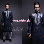 Emraan Rajput Latest Kurta Shalwar For Men 2012 002