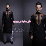 Emraan Rajput Latest Kurta Shalwar For Men 2012 005