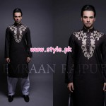 Emraan Rajput Latest Kurta Shalwar For Men 2012 006