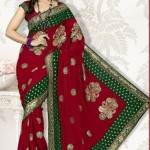 Ethnic Couture Saree Collection 2012 For Women 002