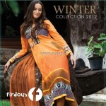 Firdous Winter Collection 2012 for Women 005
