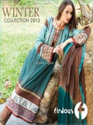 Firdous Winter Collection 2012 for Women 008