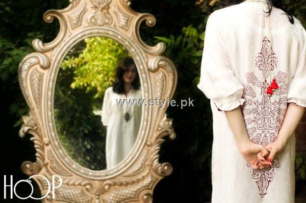 Hoop Latest Eid Collection 2012 for Ladies