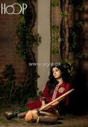 Hoop Latest Eid Collection 2012 for Ladies 006