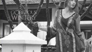 Lakhani Winter Collection 2012-13 Volume 2 by LSM Fabrics
