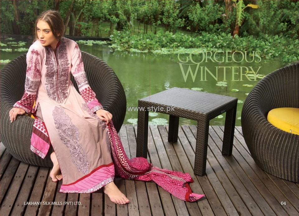 Lakhani Winter Collection 2012 13 Volume 2 by LSM Fabrics 015 pakistani dresses fashion brands