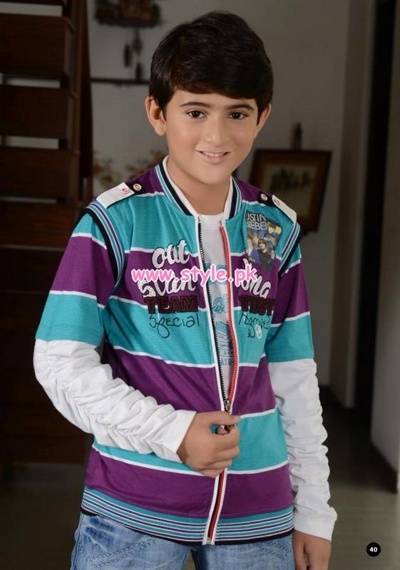 6efe39e22 Latest Eden Robe Kids Wear 2012 For Winter