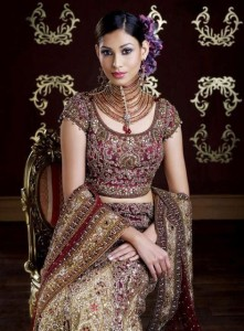 Maharani Wedding Wear Collection 202 For Women 001 221x300 international fashion brands