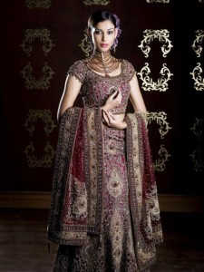 Maharani Wedding Wear Collection 202 For Women 006 225x300 international fashion brands