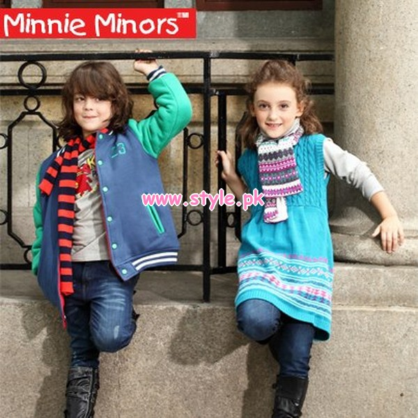 Minnie Minors Kids Wear Collection 2012 006 kids wear 2