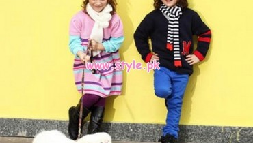 Minnie Minors Winter Collection 2012 For Kids 012