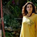 Nadia Farooqui Party Dresses 2012 for Women 004
