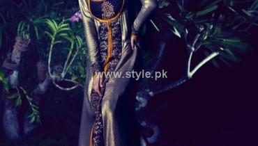 Nida Azwer Formal Dresses 2012 at Labels