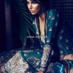 Nida Azwer Formal Dresses 2012 at Labels 002